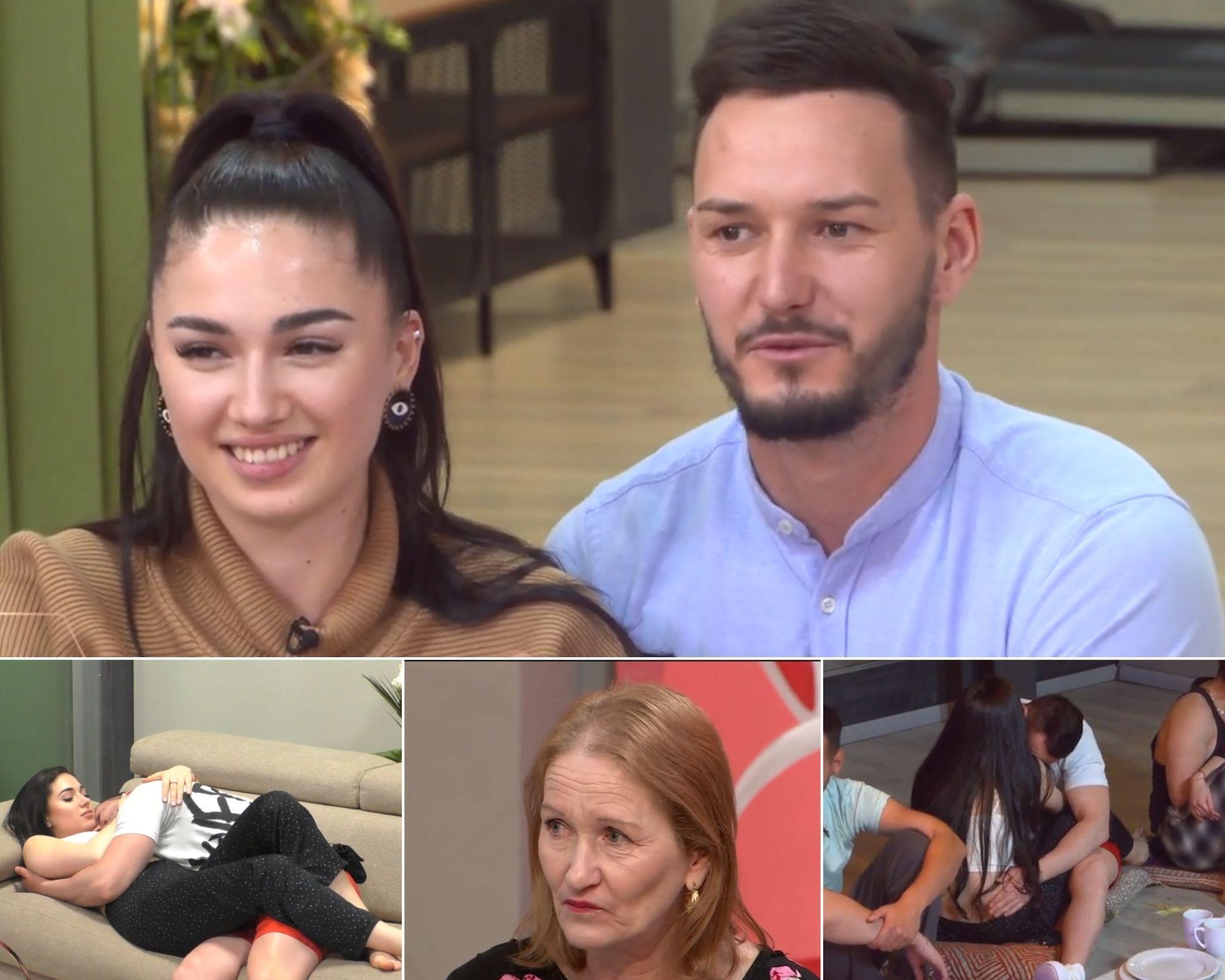 Mireasa 2021, sezon 3. Ionuț, declarație de dragoste pentru Romina. Ce a spus de față cu toată lumea