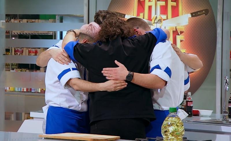florin dumitrescu si echipa albastra, in semifinala