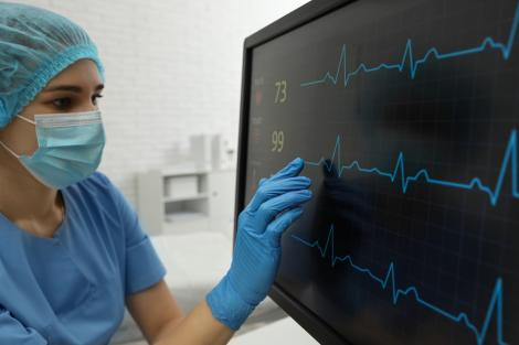 Medici, în sala de operație