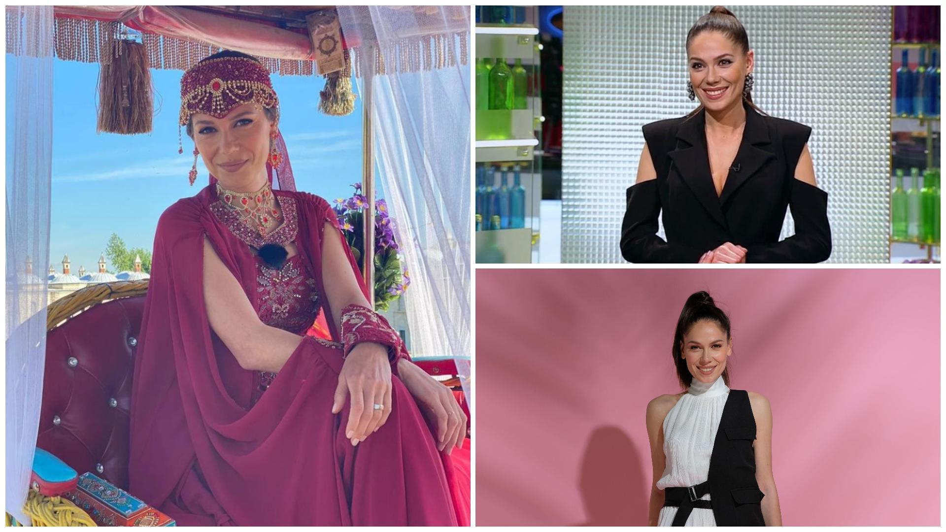 """Irina Fodor, mesaj amuzant pentru soțul ei, din Asia Express: """"M-au vândut colegii"""". Cum a reacționat Diana, fiica lor"""