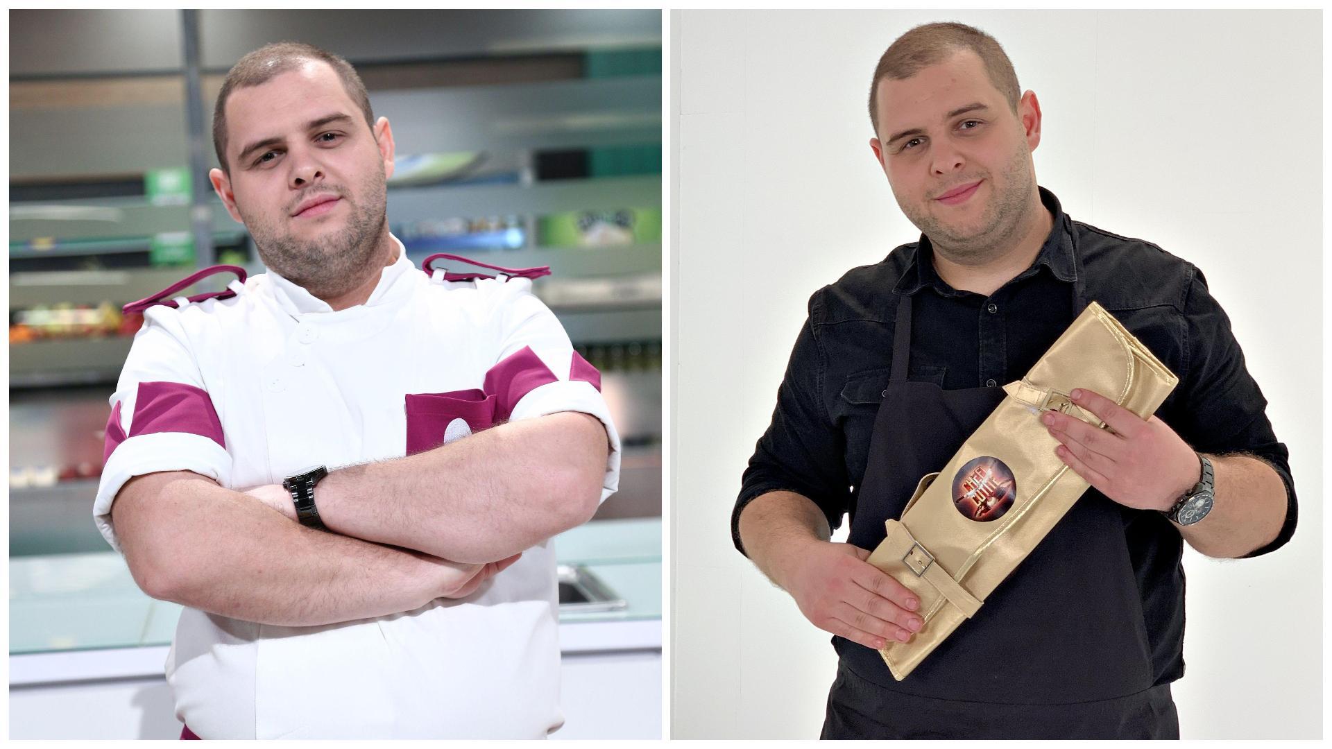 Cum arată mama lui Alexandru Bădițoaia de la Chefi la cuțite. Concurenții au fost impresionați de înfățișarea femeii