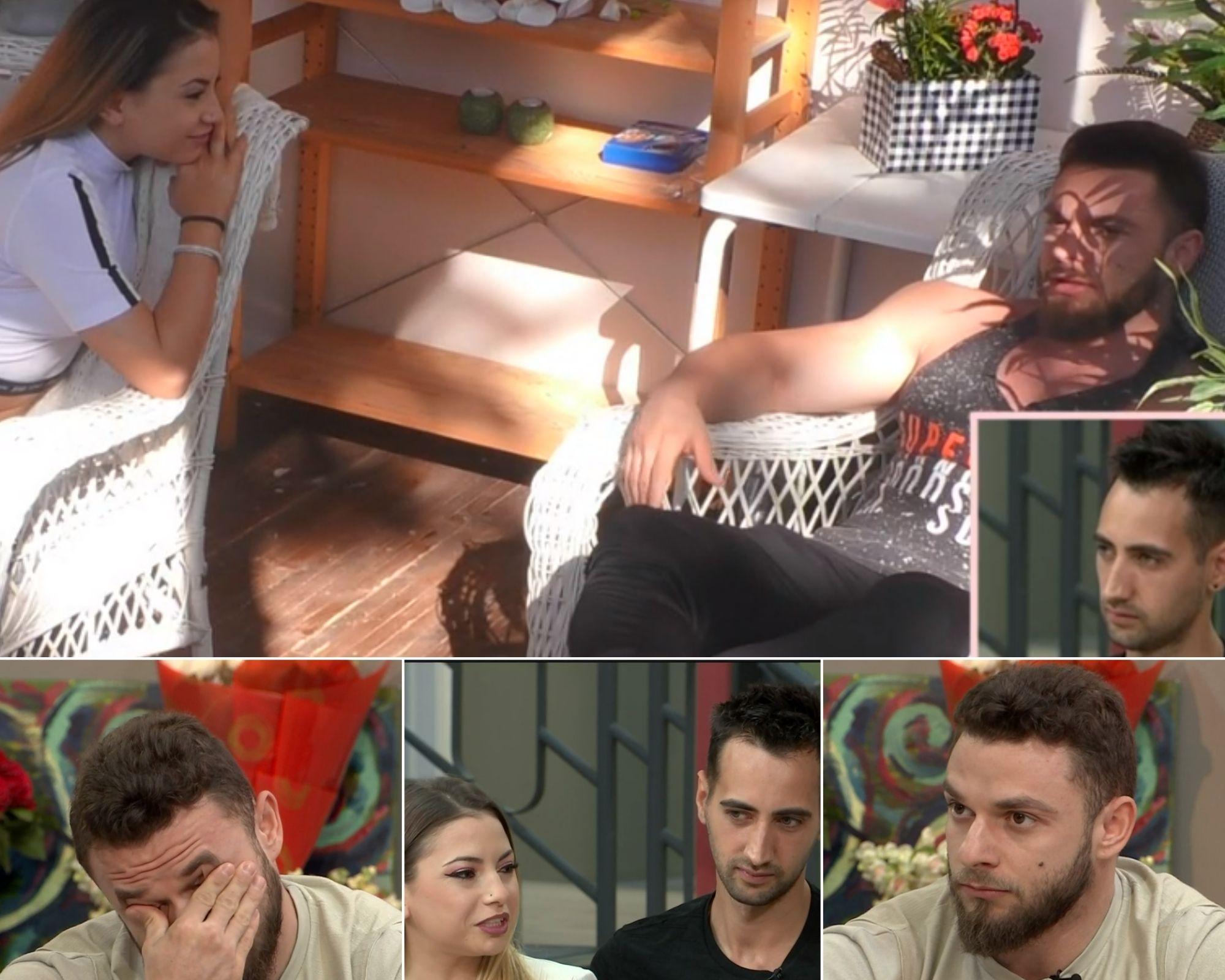 Mireasa 2021, sezon 3. Alina și Radu, discuție despre sfârșitul unei iubiri netrăite. Fata crede că este gelos pe Emil