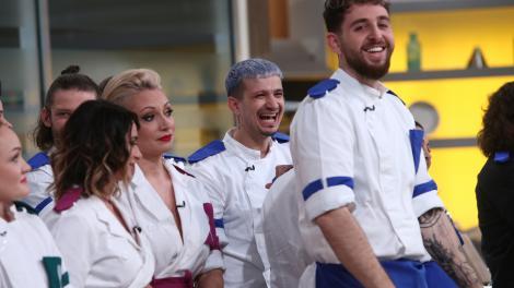 Chefi la cuțite, finala 2021. Tensiuni între Bontea și Dumitrescu înaintea de marea finală din cauza lui Ștefan Borleanu