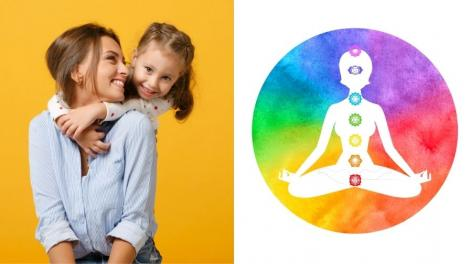 Cum construim relația mamă - copil, în funcție de vibrația interioară. Corina Stratulat explică