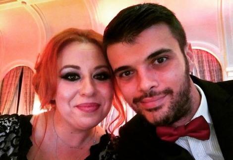 Oana Roman și Marius Elisei au sărbătorit la restaurant 7 ani de la nuntă