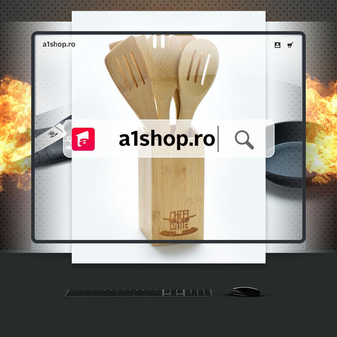 Antena TV Group a lansat A1shop.ro