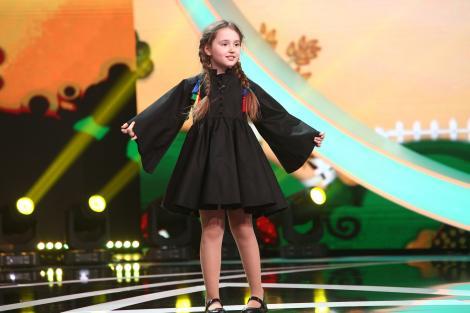Next Star, 19 iunie 2021. Amira, moment de divertisment prin teatru. Cum s-a descurcat fetița și ce i-au spus jurații