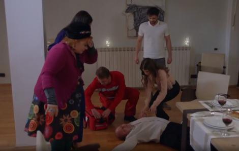Serial Adela, episodul 45 si episodul 46, din 17 iunie 2021. Mihai vrea să o ceară pe Adela și îi invită părinții ei la cină