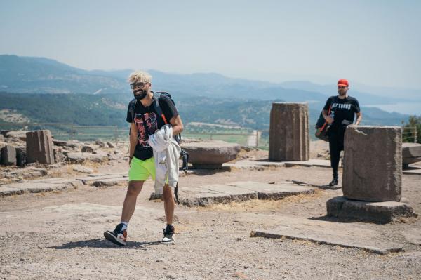 Shift și Connect-R pe munte