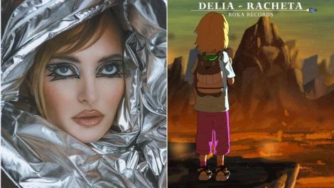 """Delia lansează """"Racheta"""", noul single care te poartă pe aripi de dor"""