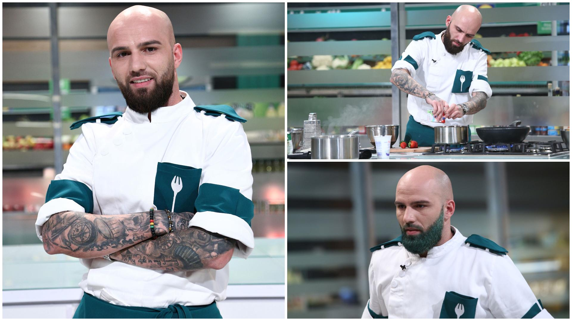 """Dorin Voiasciuc are o soție superbă! Cum arată femeia care l-a cucerit pe fostul concurent """"Chefi la Cuțite"""""""