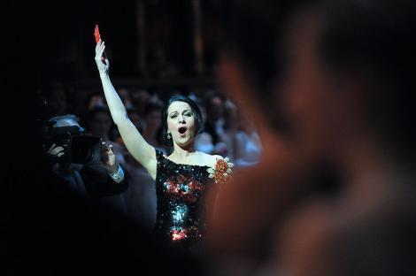 """Angela Gheorghiu și-a exprimat nemulțumirea, în online: """"În 31 de ani, nu am fost invitată să cânt în ţara mea natală"""""""