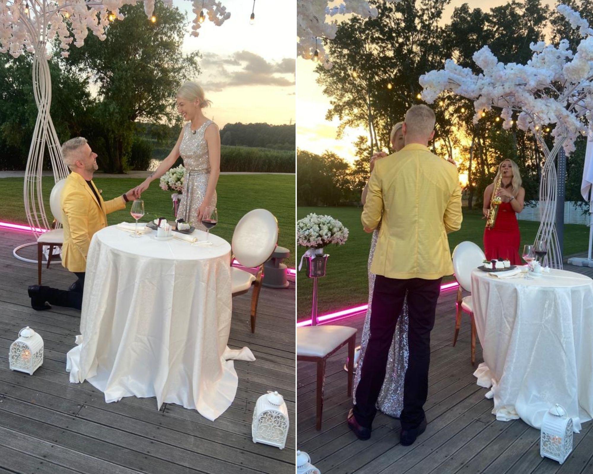 Mireasa 2021, sezon 3. Ana și Bogdan s-au logodit. Prima reacția a familiilor
