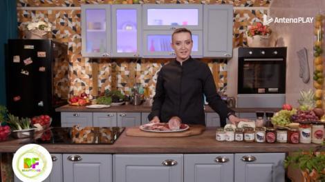 Roxana Blenche, plating de senzație cu bunătăți tradiționale pentru aperitiv, la BeautiFood, pe AntenaPlay