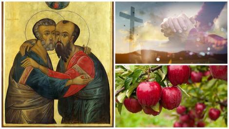 Sfinții Petru și Pavel 2021: Obiceiuri și tradiții. Ce e bine să faci în ziua de 29 iunie