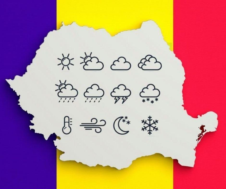 Prognoza Meteo, 3 iunie 2021. Cum va fi vremea în România și care sunt previziunile ANM pentru astăzi