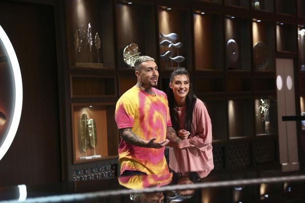 Alex Velea și Antonia au gătit împreună la tv