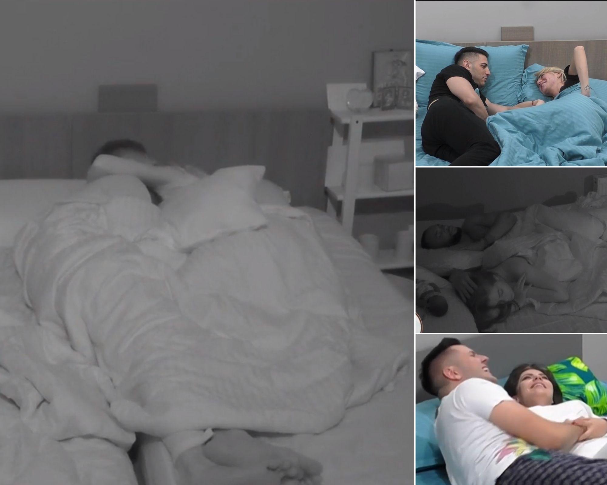 Mireasa 2021, sezon 3. Cuplurile logodite și-au împărțit dormitoarele din casa băieților