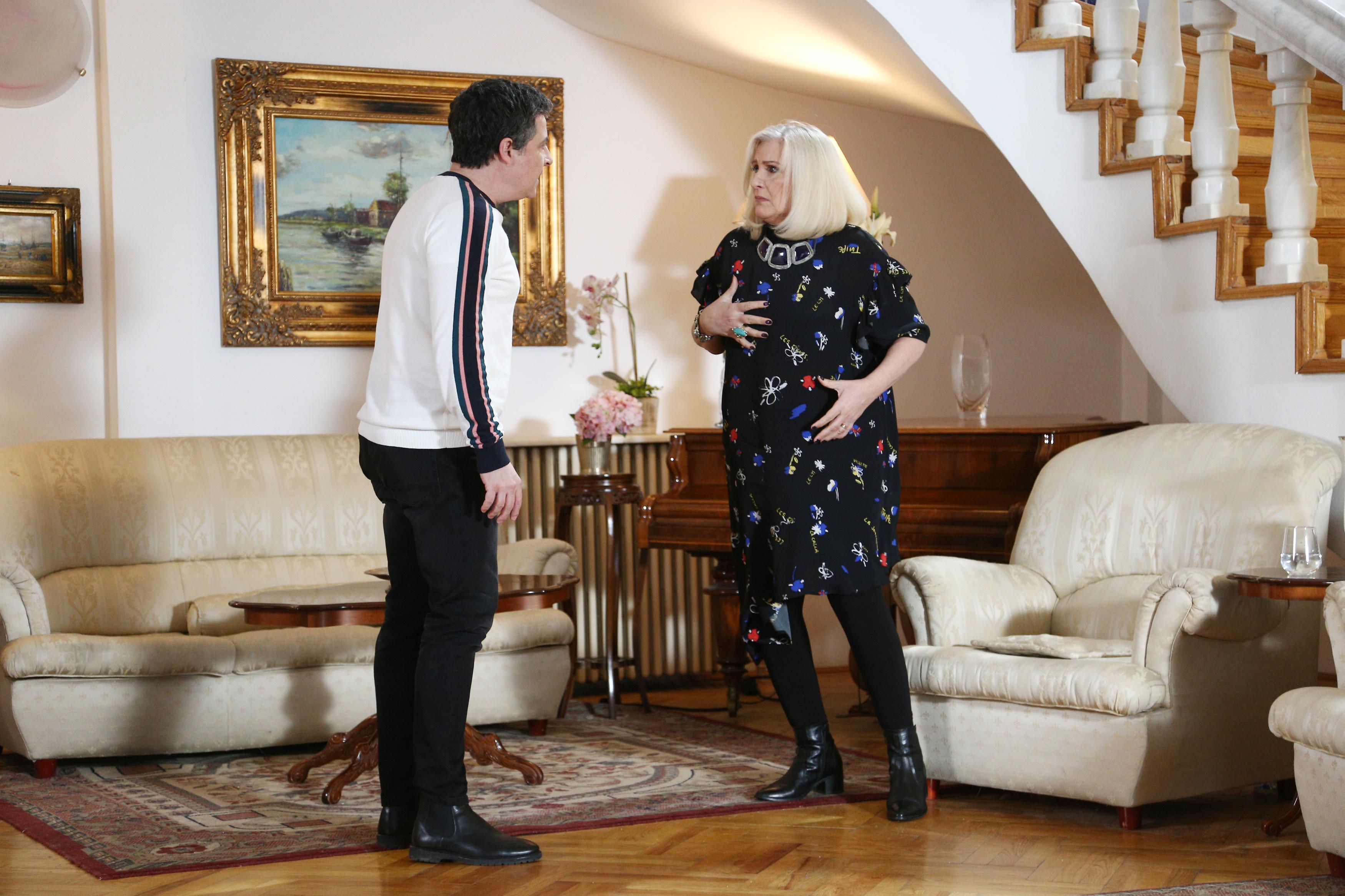 """Serial Adela, episodul 41 si episodul 42, din 3 iunie 2021. Paul află că Bebe i-a ucis pe părinții lui Mihai: """"Voi i-ați omorât!"""""""