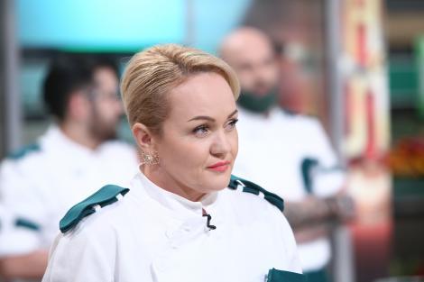 """Cum a fost surprinsă Victorina Matveev, după """"Chefi la cuțite"""". Fanii au reacționat imediat"""