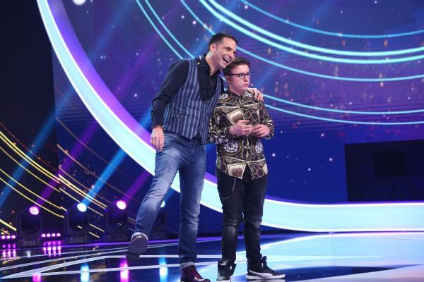 Toni Mihailov, la tv, la Next Star 2021