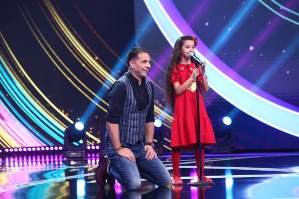 Natalia Bolchiș, la Next Star, cântă impecabil