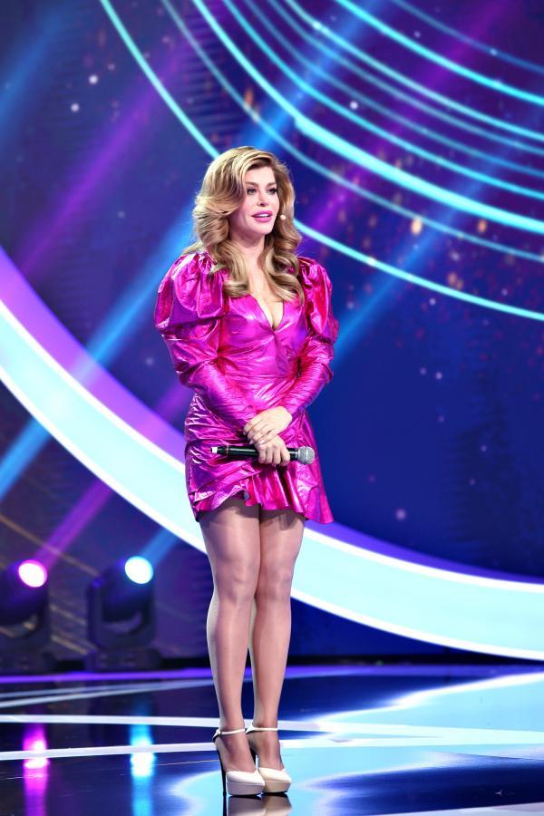 Loredana Groza a cântat alături de Natalia Bolchis