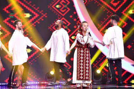 Next Star, 5 iunie 2021. Lorena Lenuța Târla, moment spectaculos de folclor. Cum a reacționat când și-a văzut tatăl după mult timp