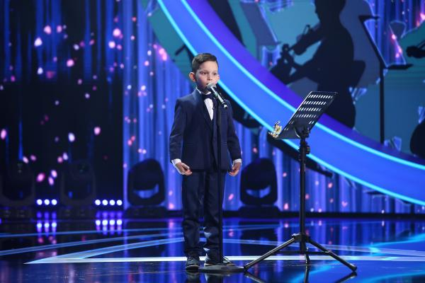 Eric Dobriceanu, voce impresionantă, la Next Star 2021