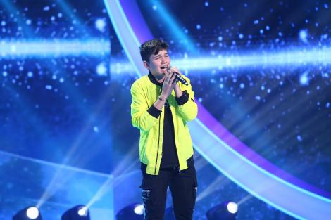 Next Star, 5 iunie 2021. Radu Ionescu, adolescentul pasionat de bucătărie cu abilități vocale minunate. Cum a cântat concurentul