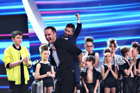 Next Star, 5 iunie 2021. Eric Dobriceanu, al treilea finalist al sezonului 10