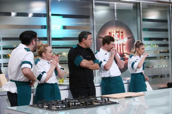 Chef Sorin Bontea, la Chefi la cuțite