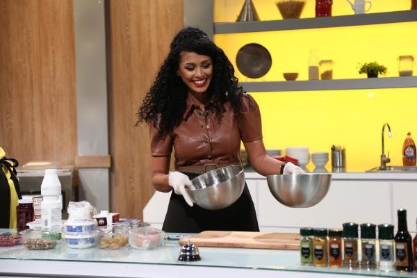 Majda Aboulumosha, la Chefi la cuțite