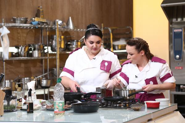 narcisa birjaru, în bucătăria chefi la cuțite sezonul 9, alaturi de valentina ionita