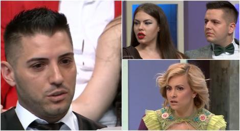 """Mireasa 2021, sezon 3. Marian și Liviu """"s-au jucat"""" cu lovituri, Andreea a aruncat vorbe dure înspre Liviu: Păi ăsta e om, ptiu!?"""