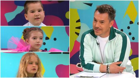 Răzvan Fodor și copiii Alpha Kids