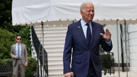 Joe Biden, fotografie rară, din tinerețea acestuia. Cum arăta președintele american
