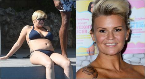 Kerry Katona, transformare uimitoare după ce a slăbit zeci de kilograme. Cum arată acum