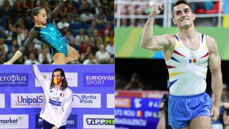 Jocurile Olimpice Tokyo 2020 României: lotul României. Robert Glință și Mădălina Bereş, purtători de drapel