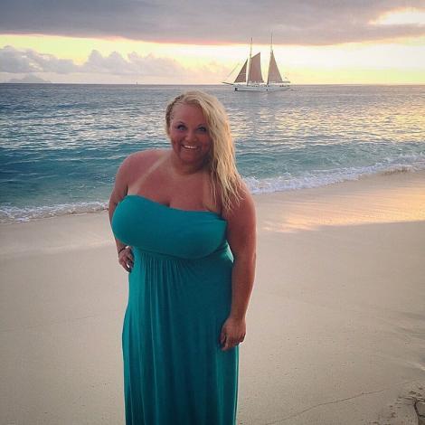 O tânără a renunțat la un aliment preferat de la micul dejun și a slăbit 80 de kilograme. Cum arată azi Casey Canaday