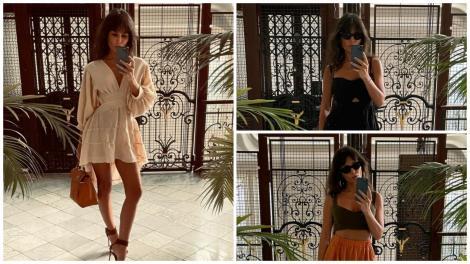 Dana Budeanu își sărbătorște ziua de naștere. Cați ani a împlinit creatoarea de modă și cum s-a fotografiat de ziua ei