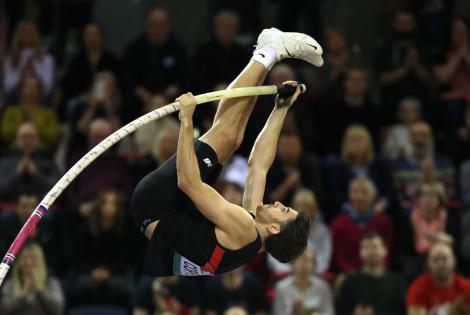 Harry Coppell, atlet britanic, și-a spart dinții la antrenamentele pentru Jocurile Olimpice de la Tokyo. Ce a pățit