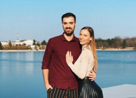 Liviu Teodorescu, în luna de miere alături de soția sa, Iulia. Unde au ales să meargă cei doi