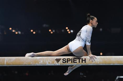 """Larisa Iordache, șansele să se recupereze și să ajungă în finală, la Jocurile Olimpice 2020. Cristian Moldovan: """"Noi sperăm"""""""