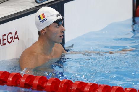 David Popovici, noua senzație a natației mondiale, oferte senzaționale din America. Ce se poate întampla cu el dupa JO 2020