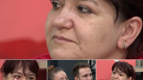 Mireasa 2021, sezon 3. Doamna Daniela a început să plângă în direct după afirmațiile Cosminei