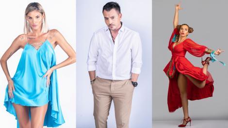 Ramona Olaru, Anna Lesko şi Răzvan Fodor prezintă Splash! Vedete la apă