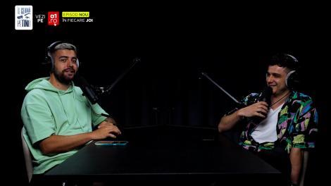 Speak și Vlad Drăgulin lansează Îs geană pi tini, episodul 37. Hai să vezi ce videouri haioase ți-au mai pregătit artiștii