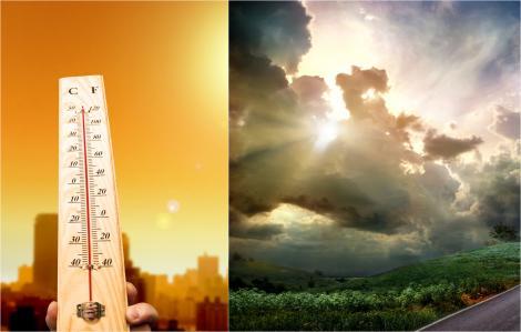 Alertă ANM! Valul de căldură continuă şi la începutul lunii august. Cod galben şi cod portocaliu de caniculă, apoi furtuni