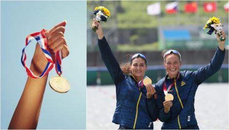 Câți bani dă statul român sportivilor care câștigă medalii la Jocurile Olimpice 2020, de la Tokyo